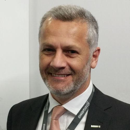 Derek Williamson, Head of Sales at SWARCO Traffic