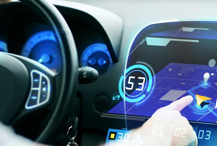 Teknologi for parkeringsveiledning | SWARCO