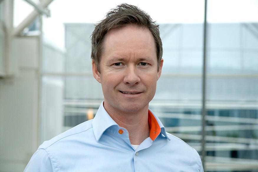 Ørjan Hegg, General Manager SWARCO
