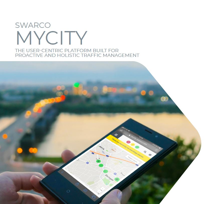 MyCity UX/UI journey towards a user-centric platform