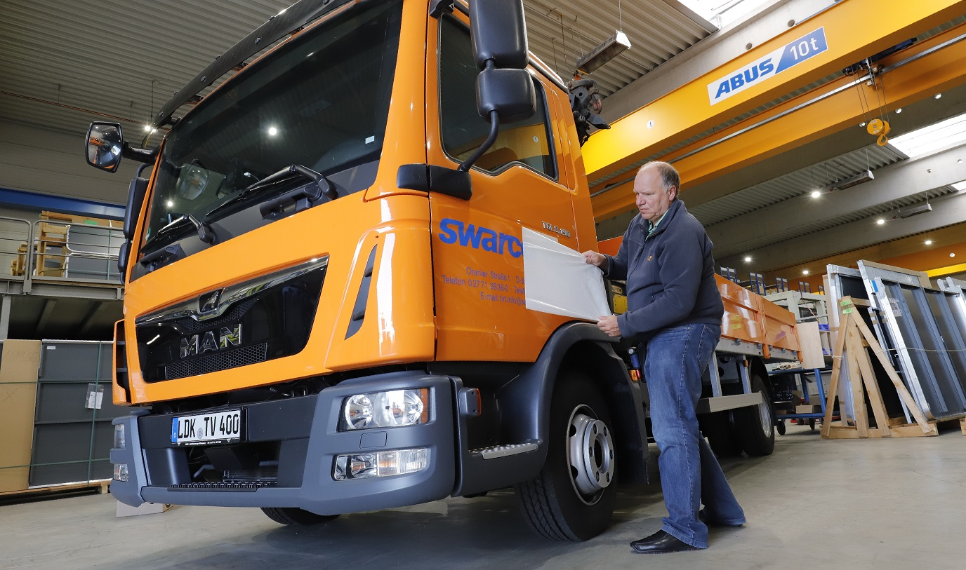 SWARCO Truck