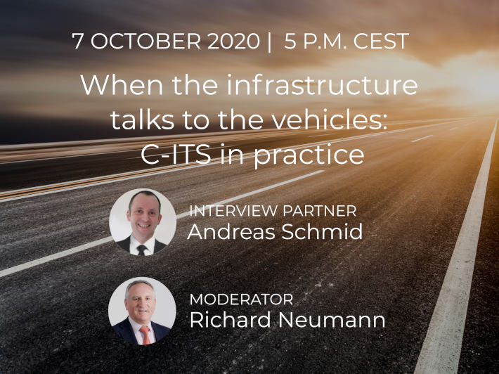 When the infrastructure talks to the vehicles: C-ITS in practice