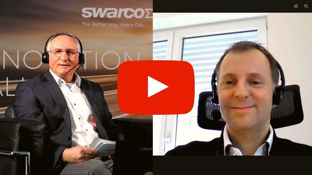 Webinar-Aufzeichnung: SWARCO X-Line