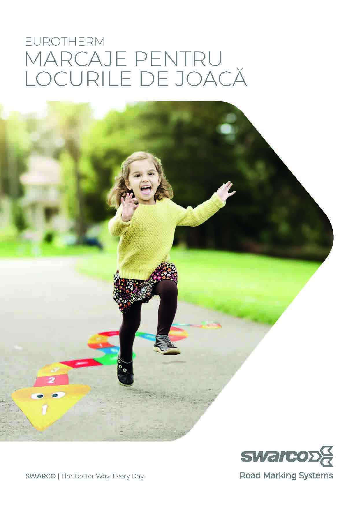 Broșură EUROTHERM pentru locurile de joacă