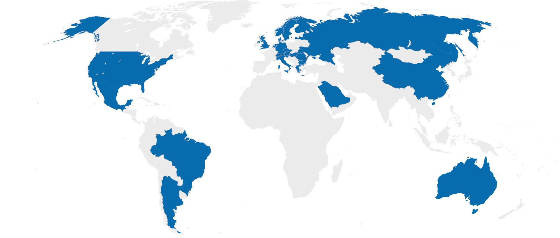 SWARCO Locations Worldwide