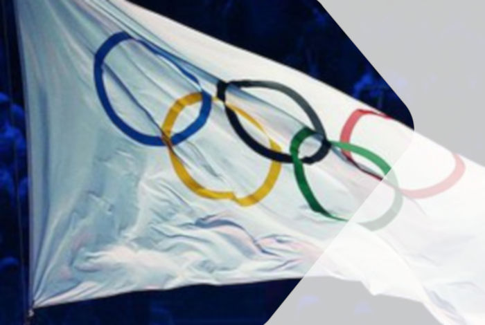Olympic Flag. Photo: Kremlin.ru