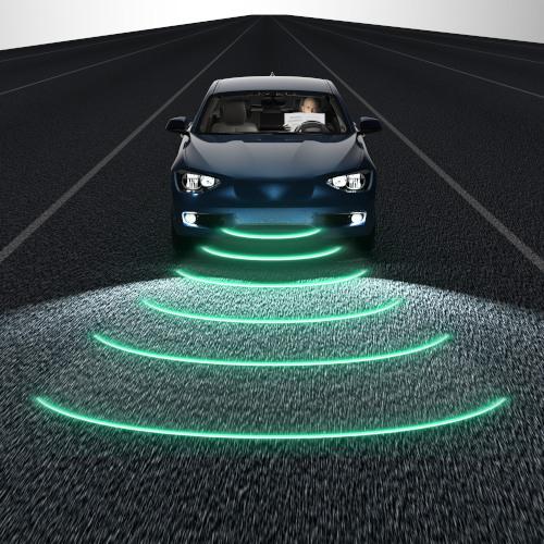 Självkörande bilar med C-ITS | Swarco