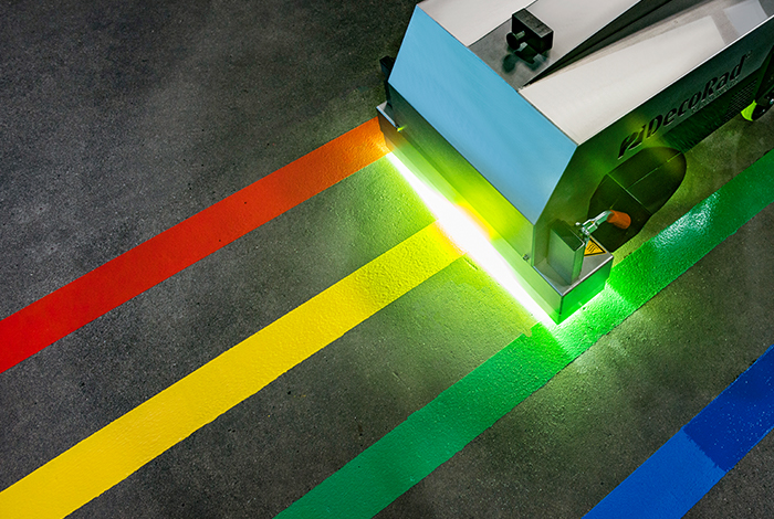 SWARCO UV-LINE Colours 4