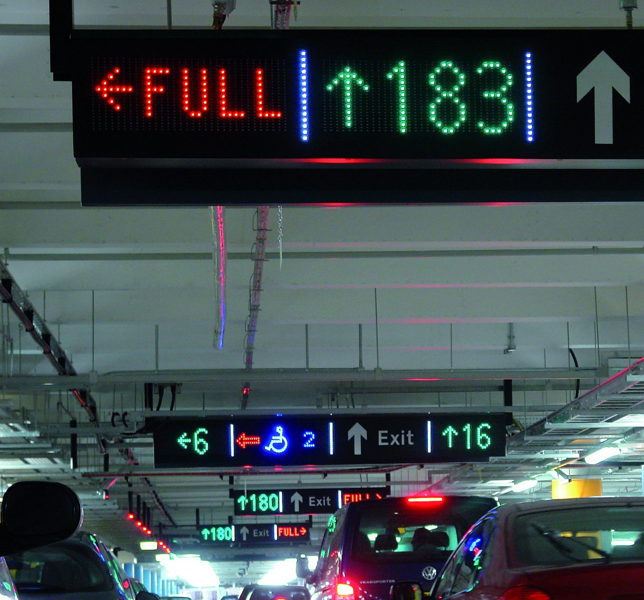 Parking Displays