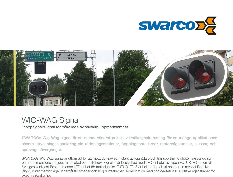 Wig-Wag Signal