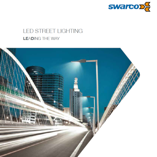 Folder LED Street Lighting