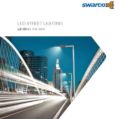 Folder LED Street Lighting