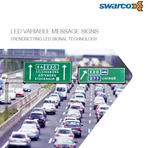 Folder LED Variable Message Signs