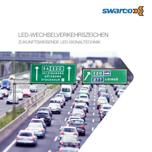 Folder LED Wechsel-verkehrszeichen