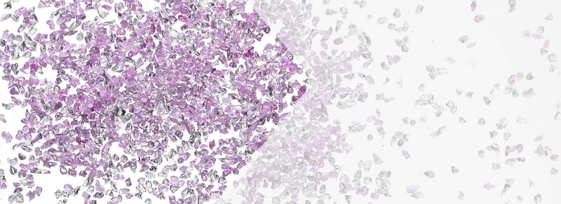 Aluminium Oxide Pink