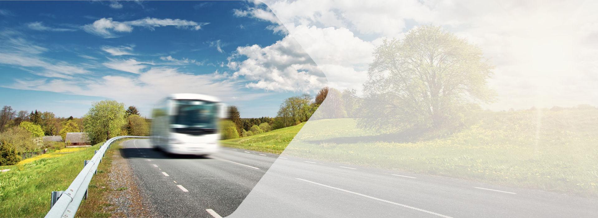 Effizientes und sicheres Fahren