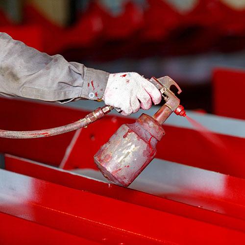 Antikorrosiv coating