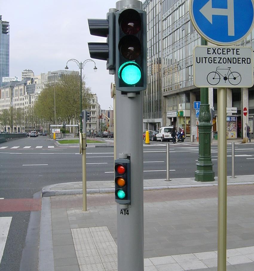 Trafiksignaler för den smarta staden | SWARCO