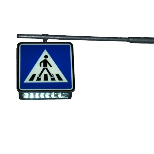 PEDESTRIAN CROSSING SIGNAL IN LED