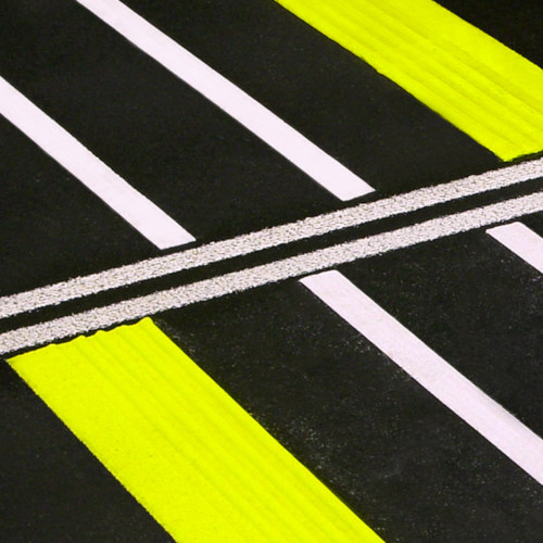 LIMBOPLAST for Rumble Strips