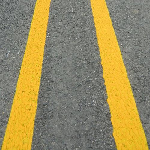 Značení silničních prací