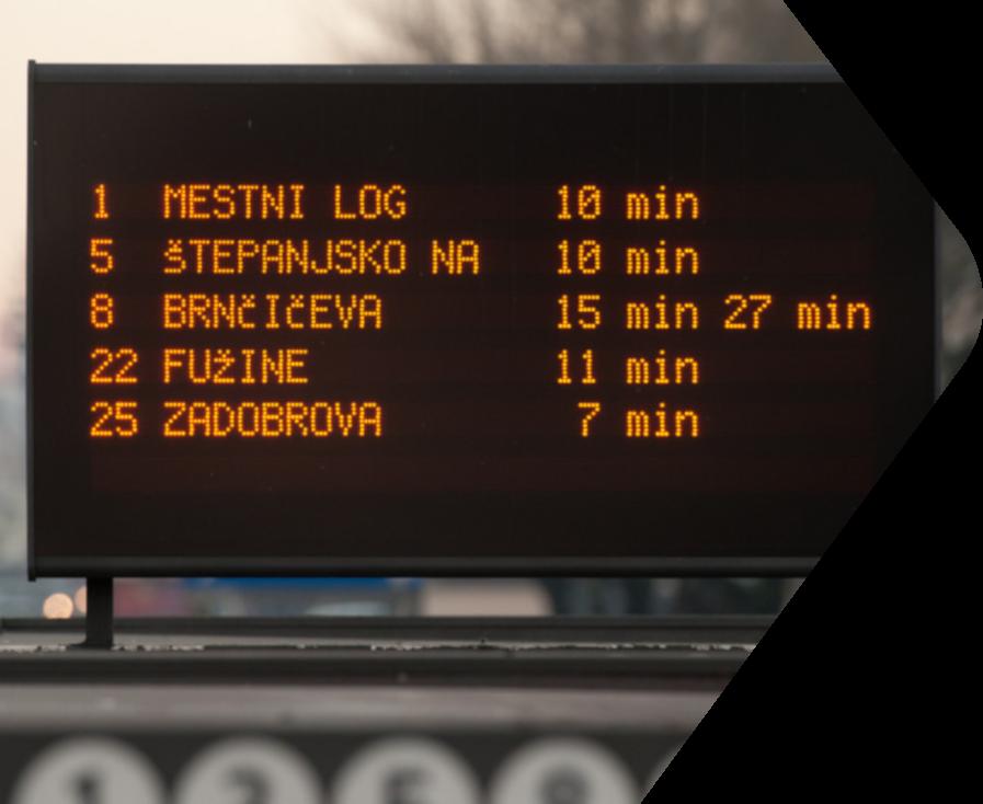 25 års erfaring med fremstilling af skærme af høj kvalitet i offentlig transport | SWARCO