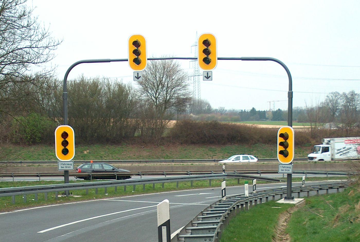 Rampmätningssystem för bättre trafikhantering | SWARCO