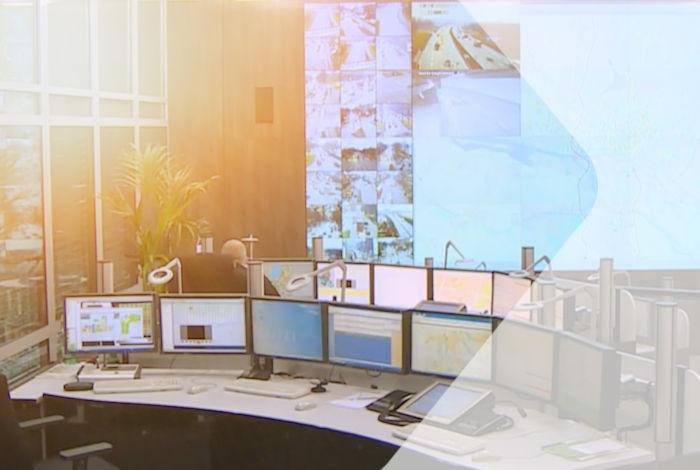Adaptiv trafikkontroll ved bruk av Traffic Management Centers | SWARCO