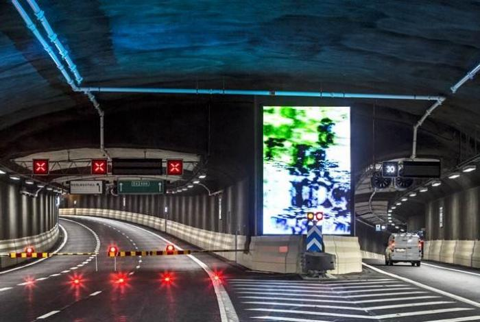 Trafikkontroll i tunnlar | SWARCO