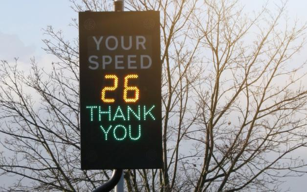 Your Speed Is