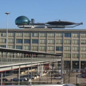 SWARCO in Turin in the Lingotto Building