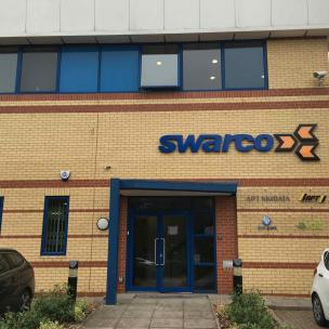 SWARCO near London